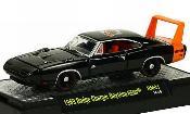 Dodge Charger miniature Daytona HEMI noire/orange 1969