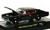 Dodge Charger miniature HEMI noire 1966
