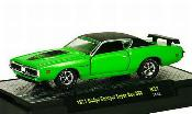 Dodge Charger Super Bee 383 metallic-green/matt-black 1971