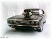 Charger 1970 fast and furious 1
