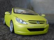 Peugeot 307 CC  felgen 17 zoll Solido