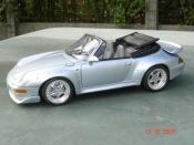 Porsche 993 GT2 cabriolet
