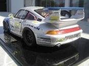 Porsche 993 GT2  evo # 65 roock racing le mans 98 Legende Miniatures