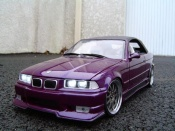 Bmw M3 E36 cabriolet  ruote gmp phares xenon Ut Models