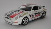 Miniature Porsche 993 Carrera  gt le mans 98 #72
