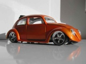Volkswagen Kafer   ovale custom Burago