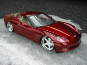 Chevrolet tuning Corvette C6 g-unit