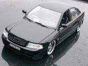 Audi A4 s4 nero