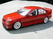 Bmw 318 E36  1996 street racing arceau baquet Ut Models