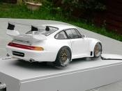 Porsche 993 GT2  evo transkit legende miniature Ut Models