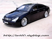 Mercedes tuning CLS german look