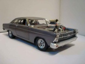 Ford Fairlane 1966 427 street machine limited edition nr 817 von 1250