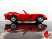 Ferrari tuning 250 TR convertible red