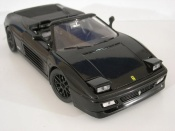 Ferrari 348 Spider  tuning noir Mira