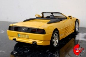 Ferrari tuning 348 Spider yellow