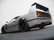 Ferrari F40 LM grau