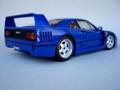 F40 stradale blu rfr sport