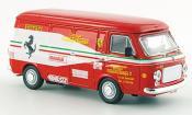 Fiat 238 Garage Francorchamps Ferrari Importeur 1972