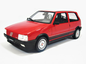 Fiat Uno Turbo i.e. LM088 red 1987