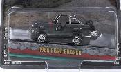 Ford Bronco miniature metallic-dunkelgrise 1968