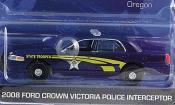 Ford Crown   Victoria Oregon Highway Patrol 2008 Greenlight