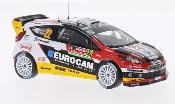 Ford Fiesta RS WRC No.22 Eurocam WRC Rallye Monte-Carlo 2014 /E.Melicharek