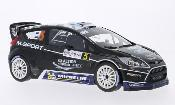 Ford Fiesta Minichamps RS WRC No.5 M-Sport Ford World Rallye Team Rallye WM Rallye de France 2012 /K.Sikk