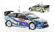 Ford Focus miniature RS WRC No.46 M-Sport Stobart WRC Rallye Wales 2008 /C.Cassina