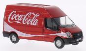 Ford Transit RHD Coca-Cola