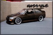 Ford tuning Escort Cosworth darkgolden wheels gt1