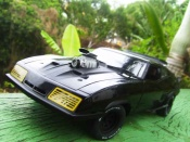 Mad Max ROAD WARRIOR INTERCEPTOR falcon 1973
