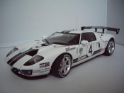 Ford GT lm spec race car # 4
