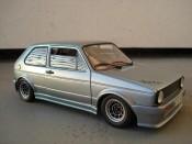 Volkswagen Golf 1 GTI jantes ATS kit body resine