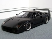 Ferrari tuning F40 black