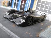 Bmw V12 LMR schwarz