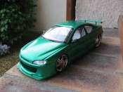 Peugeot tuning 406 kit carrosserie