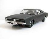 Dodge Charger 1969 death proof boulevard de la mort