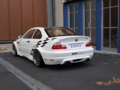 Bmw M3 E46 tuning drift