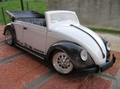 Volkswagen Kafer Coccinelle Cabriolet  race air Solido