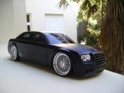 Chrysler 300C   dub style Norev