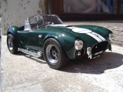 Shelby Ac Cobra 427 s/c verte jantes gmp Yat Ming tuning