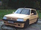 Peugeot 205 GTI Auto Tuning 93 abricot