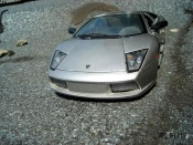 Lamborghini tuning Murcielago competizione grau