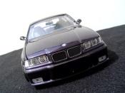 Bmw M3 E36 peinture techno violet
