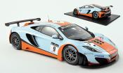 MP4-12C GT3 No.9 Gulf Racing 24h Spa 2012 /A.Meyrick