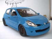 Renault Clio 3 RS  sport Solido