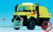 Mercedes Unimog   yellow Kibri