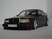 Mercedes tuning 190 Evo 2.5 16