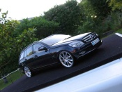 Mercedes tuning Classe C 2008 avantgarde lorinser