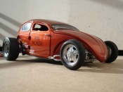 Volkswagen Kafer Hot Rod  cox ass kicker 56 Burago